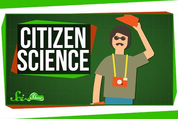 SciShow - The Awesome Power of Citizen Science